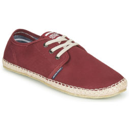 Scarpe Espadrillas uomo Jack   Jones  JINKO  Bordeaux Jack   Jones 5714506977401