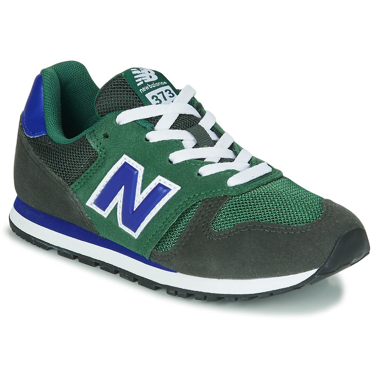 New Balance 373 Verde Bambino 16697165 Consegna Gratuita
