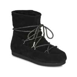 Scarpe da neve donna Moon Boot  MOON BOOT FAR SIDE LOW SUEDE  Nero Moon Boot 8050459713770