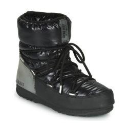 Scarpe da neve donna Moon Boot  MOON BOOT LOW ASPEN WP  Nero Moon Boot 8050459800258