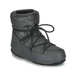 Scarpe da neve donna Moon Boot  MOON BOOT LOW NYLON WP 2  Grigio Moon Boot 8050459705744