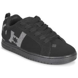 Scarpe uomo DC Shoes  COURT GRAFFIK  Nero DC Shoes 3613375562355