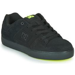 Scarpe uomo DC Shoes  PURE M  Nero DC Shoes 3613375605960