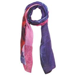 Sciarpa donna Desigual  SUNSET  Multicolore Desigual 8445110070178
