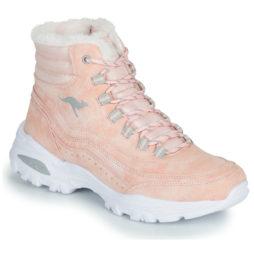 Sneakers alte donna Kangaroos  KW-LOOMY  Rosa Kangaroos 4061578521157
