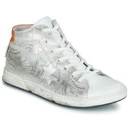 Sneakers alte donna Pataugas  JOLDY  Argento Pataugas 3665042018528