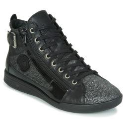 Sneakers alte donna Pataugas  PALME/C F4F  Nero Pataugas 3665042265083