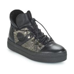 Sneakers alte donna Pataugas  Whip  Nero Pataugas 3610273504043
