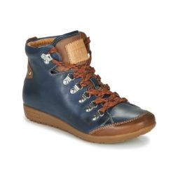 Sneakers alte donna Pikolinos  LISBOA W67  Blu Pikolinos 8434317599698
