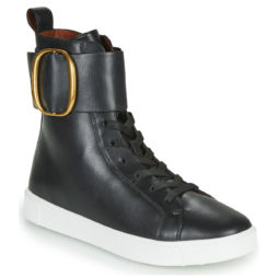 Sneakers alte donna See by Chloé  BENARES  Nero See by Chloé 8051404774044