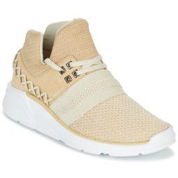 Sneakers alte donna Supra  CATORI  Beige Supra 888612433559