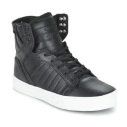 Sneakers alte donna Supra  SKYTOP  Nero Supra 888612154393