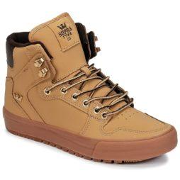 Sneakers alte donna Supra  VAIDER CW  Marrone Supra 888612313943