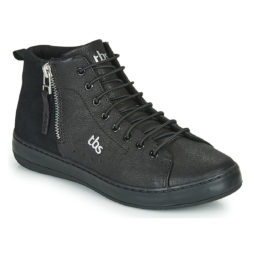 Sneakers alte donna TBS  TYNDALL  Nero TBS 3663682819307