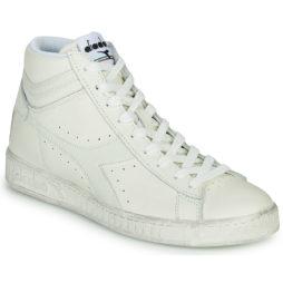Sneakers alte uomo Diadora  GAME L HIGH WAXED  Bianco Diadora 8301038849312
