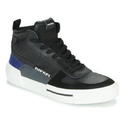 Sneakers alte uomo Diesel  S-DESE MG MID  Nero Diesel 8056594274541