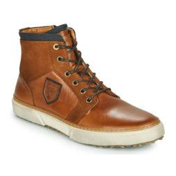 Sneakers alte uomo Pantofola d'Oro  BENEVENTO UOMO HIGH  Marrone Pantofola d'Oro 5400821232485