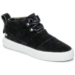 Sneakers alte uomo Supra  CHARLES  Nero Supra 888612366871