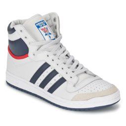 Sneakers alte uomo adidas  TOP TEN HI  Bianco adidas 4053515840483