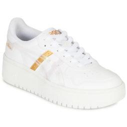 Sneakers basse donna Asics  JAPAN PLATFORM  Bianco Asics 4550153875407