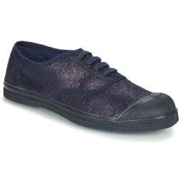 Sneakers basse donna Bensimon  TENNIS LACET  Blu Bensimon 3608545422690
