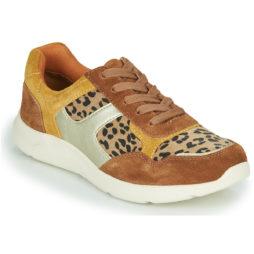 Sneakers basse donna Damart  62328  Giallo Damart 3616280845629
