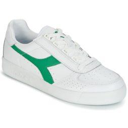 Sneakers basse donna Diadora  B.ELITE  Bianco Diadora 8030631315435