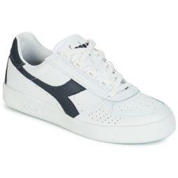 Sneakers basse donna Diadora  B.ELITE  Bianco Diadora 8301038541759