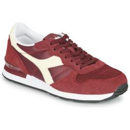 Sneakers basse donna Diadora  CAMARO  Bordeaux Diadora 8032521344198