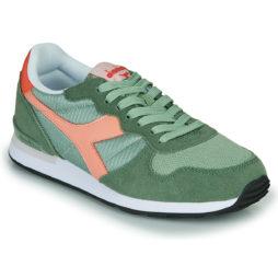Sneakers basse donna Diadora  CAMARO WN  Verde Diadora 8032521358584