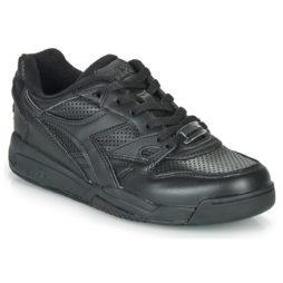 Sneakers basse donna Diadora  REBOUND ACE  Nero Diadora 8030631982675
