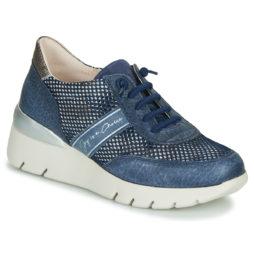 Sneakers basse donna Hispanitas  RUTH  Blu Hispanitas 8445069221362