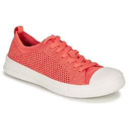 Sneakers basse donna Hush puppies  SUNNY K4701 SA4  Rosa Hush puppies 3113281032824