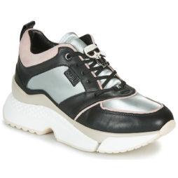 Sneakers basse donna Karl Lagerfeld  AVENTUR LUX LTHR LACE SHOE  Nero Karl Lagerfeld 5056272318867