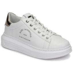 Sneakers basse donna Karl Lagerfeld  KAPRI MAISON KARL LACE  Bianco Karl Lagerfeld 5056272394083