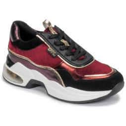 Sneakers basse donna Karl Lagerfeld  VENTURA LAZARE VELVET II  Multicolore Karl Lagerfeld 5056272391983