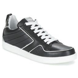 Sneakers basse donna Kenzo  K-FLY  Nero Kenzo 3603678476664