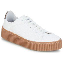 Sneakers basse donna Le Temps des Cerises  TALYS  Bianco Le Temps des Cerises 3615740189211