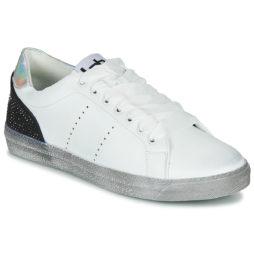 Sneakers basse donna Les Petites Bombes  DAISY  Bianco Les Petites Bombes 3664308026796
