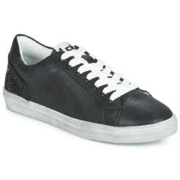 Sneakers basse donna Les Petites Bombes  DAISY  Nero Les Petites Bombes 3664308026895
