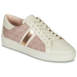 Sneakers basse donna MICHAEL Michael Kors  KEATON STRIPE  Rosa MICHAEL Michael Kors 193572755277