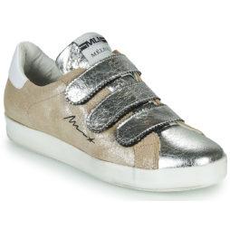 Sneakers basse donna Meline  IN1367  Beige Meline