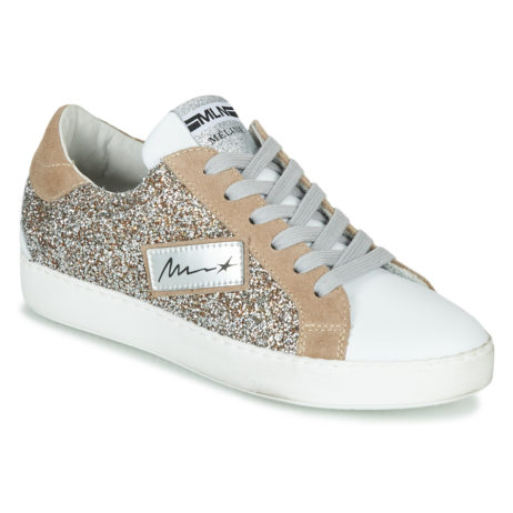 Sneakers basse donna Meline  IN5051  Beige Meline