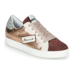 Sneakers basse donna Meline  IN5051  Oro Meline