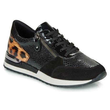 Sneakers basse donna Remonte Dorndorf  R2504-05  Nero Remonte Dorndorf 4059954056966