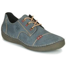 Sneakers basse donna Rieker  52520-15  Blu Rieker 4059954005537