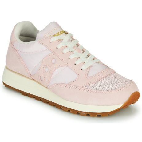 Sneakers basse donna Saucony  Jazz Vintage  Rosa Saucony 044211895185