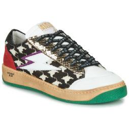 Sneakers basse donna Semerdjian  BARI  Multicolore Semerdjian