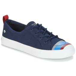 Sneakers basse donna Sperry Top-Sider  CREST VIBE BUOY STRIPE  Blu Sperry Top-Sider 884401326781