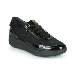 Sneakers basse donna Stonefly  ROCK 10  Nero Stonefly 8027453937716